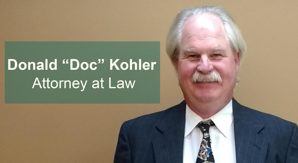 Donald W. Kohler Attorney at Law